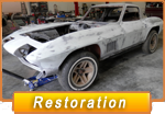 Custom Muscle Car Restorations